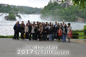 Izlet na Rheinfall Schaffhausen (1) 2017