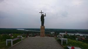 Izlet  mladih u Vukovar 2017